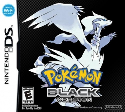 Pokémon: Black Version - Nintendo DS (NDS) rom download